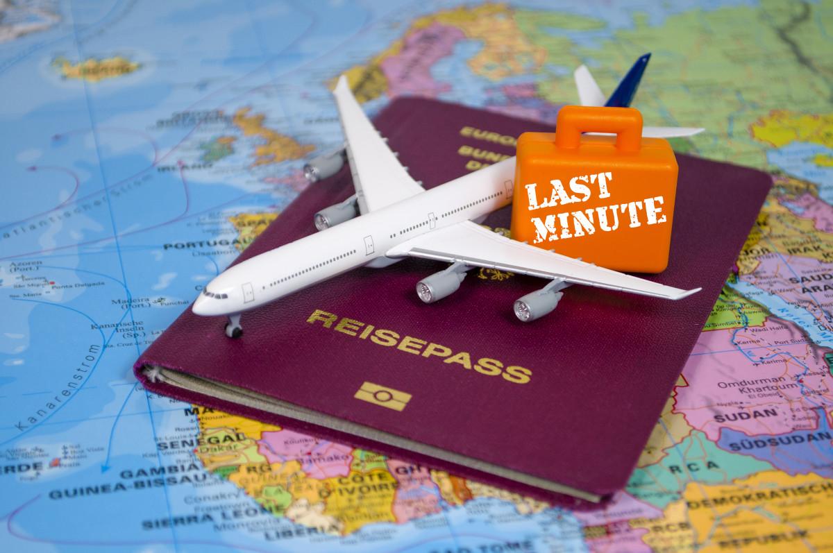 Last-minute-Reise: So buchen Sie Ihren Urlaub günstig in letzter Minute