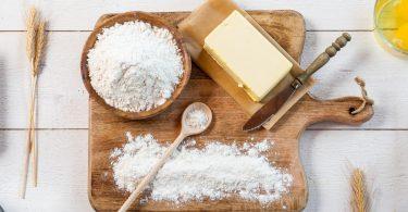 Mehlschwitze mit Butter selbstgemacht