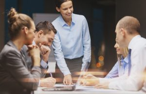 Wie Sie optimal Ihr Team führen