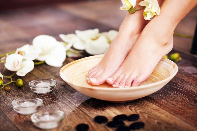 So bleiben Ihre Fußnägel gesund und schön