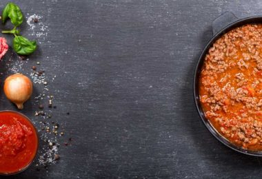So schmeckt Ihre Sauce Bolognese am besten