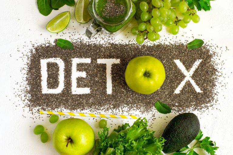 Eignet sich Detox zum Abnehmen?