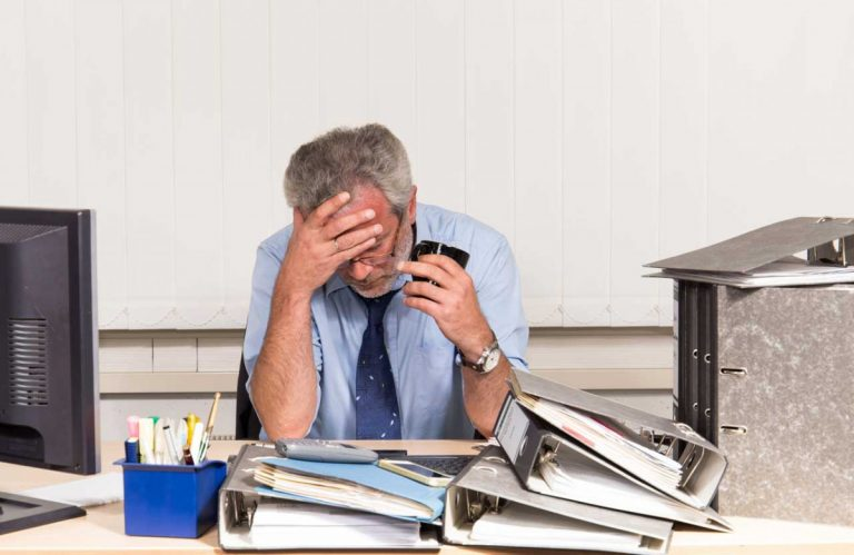 Burnout-Syndrom mit Vitalpilzen unterstützend behandeln
