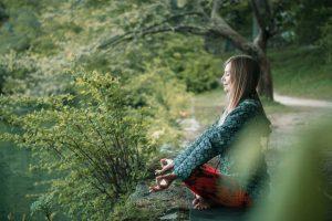 Stress durch Schlaflosigkeit: So kann Ihnen Meditation beim Einschlafen helfen