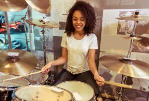 Schlagzeug lernen: Was brauchen Sie zum Einstieg?