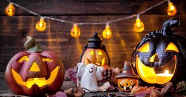 Nutzen Sie diese Dekorations-Ideen für Ihre Halloweenparty