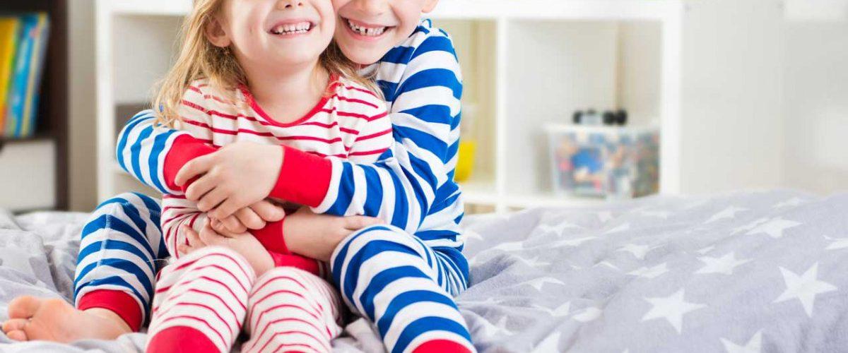 Ab wann sollten Geschwister ein eigenes Zimmer haben?