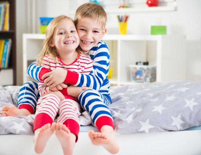 ab wann sollten geschwister ein eigenes zimmer haben. Black Bedroom Furniture Sets. Home Design Ideas