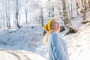 Nutzen Sie diese Tipps für die richtige Hautpflege im Winter