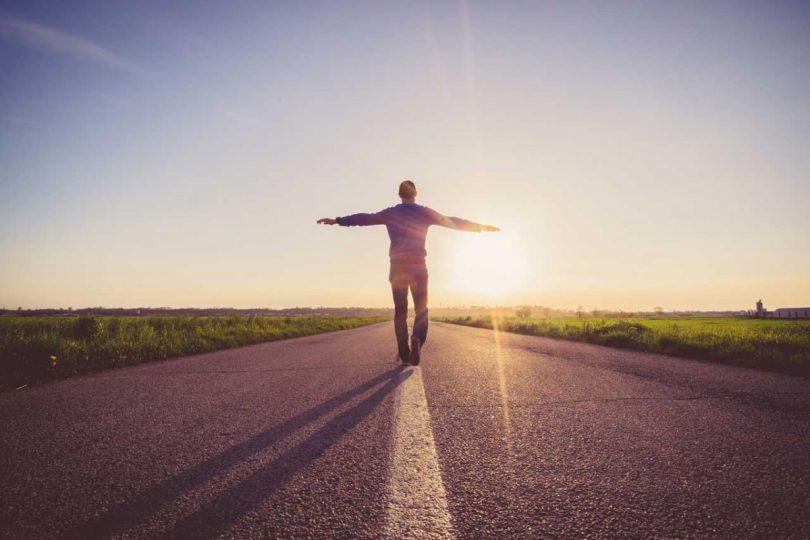 So hilft ein Spaziergang gegen Stress