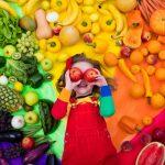 So soll sich ein Kind vegetarisch ernähren