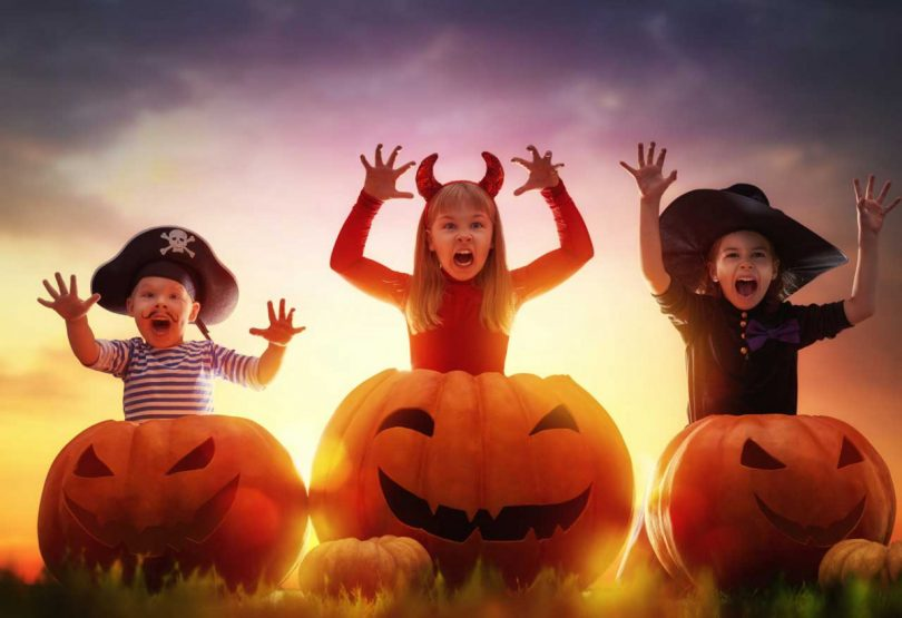 5 Ideen für Ihr Halloween-Kostüm