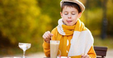 Nutzen Sie diese einfachen Rezepte für Kinder