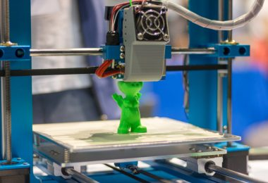 So funktionieren 3D-Drucker in der Praxis