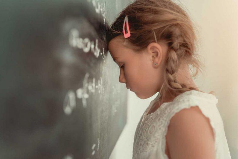 Was haben Kinder nur gegen Mathe?