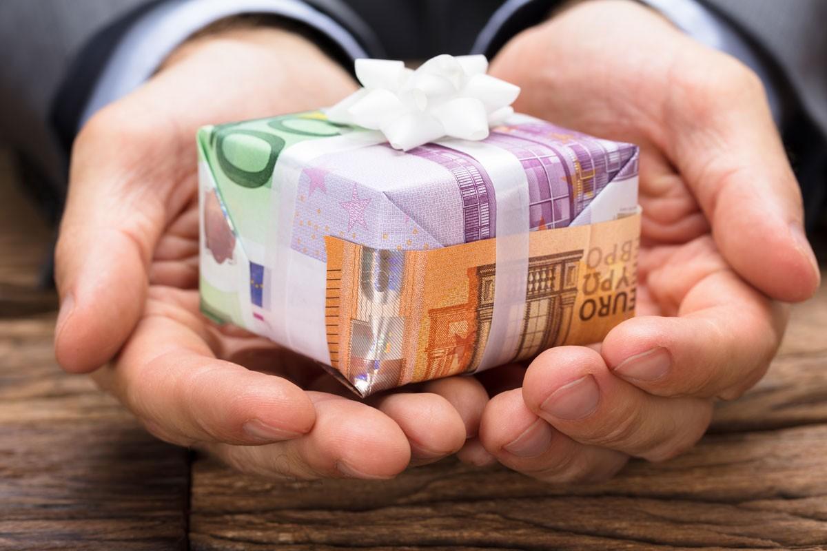 Geldgeschenke für jeden Anlass