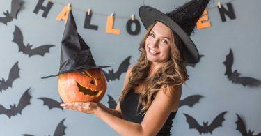 Wie feiere ich Halloween ohne Kostüm?