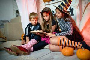 Unsere Grusel-Leseempfehlungen für Ihr Halloween