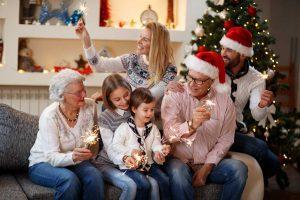 Wie Sie Stress bei der Familien-Weihnachtsfeier vermeiden