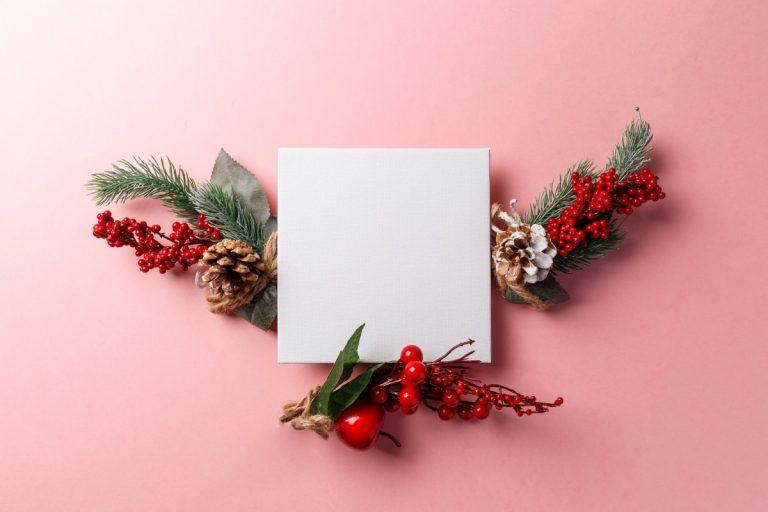 Welche Alternativen gibt es zu Weihnachtskarten?