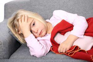 Wie Sie Ihrem Kind bei Erkältung helfen können