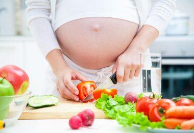 Tipps zur Ernährung in der Schwangerschaft