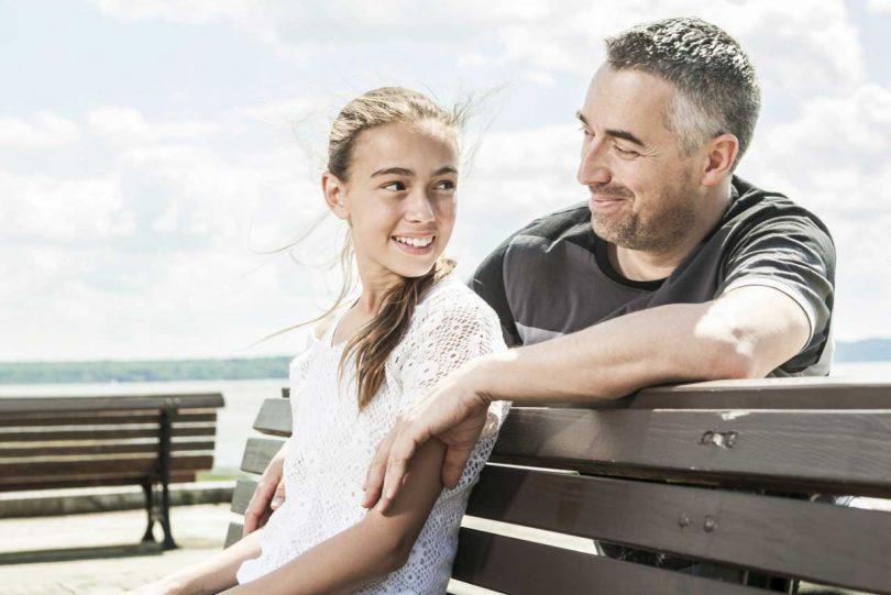 Herausforderungen für Väter in der Pubertät
