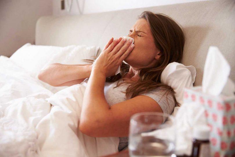 So vermeiden Sie eine Erkältung