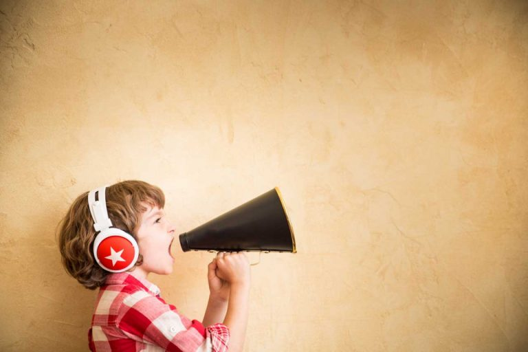 Wie viel Lärm dürfen Kinder machen?