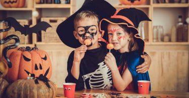 Halloween-Kostüme für Kinder: 5 Ideen zum Selbermachen