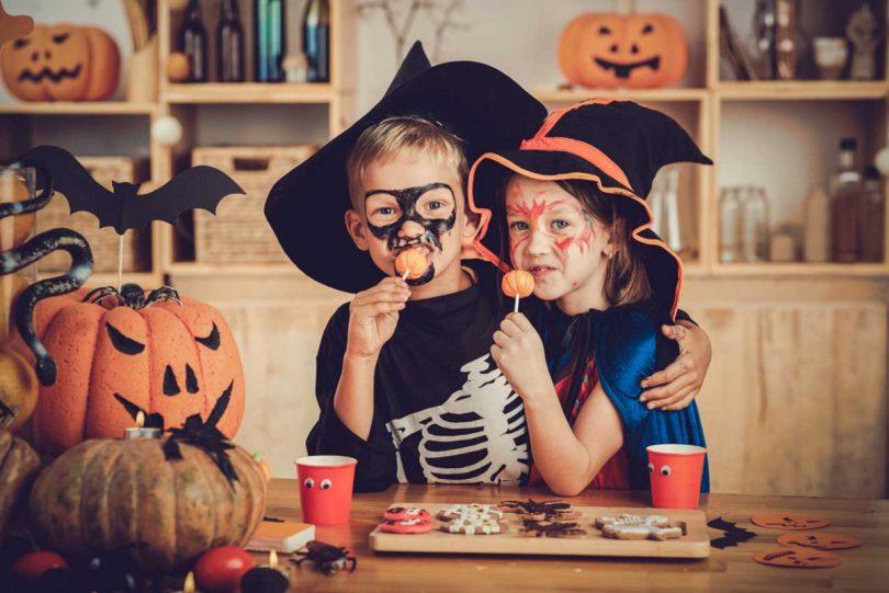 Halloween Kostüme Für Kinder 5 Ideen Zum Selbermachen Expertode