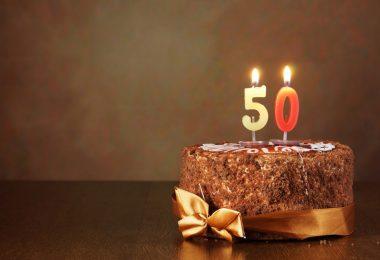 Geburtstagsgrüße zum 50.: Anregungen und Ideen