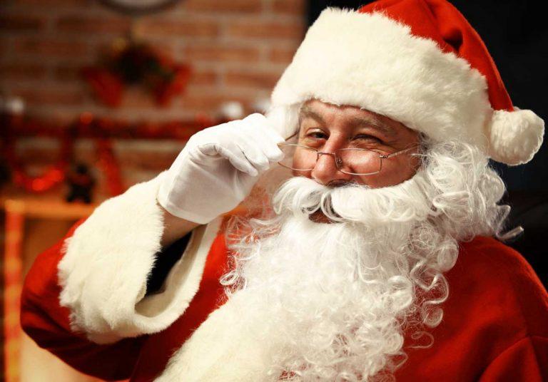 Weihnachtsmann oder Christkind - Was erzähle ich meinem Kind?
