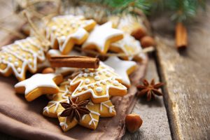 So backen Sie vegane Weihnachtsplätzchen
