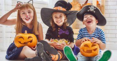 Diese Filme eignen sich für Kinder an Halloween