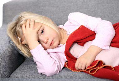 Diese Krankheitssymptome Ihres Kindes sollten Sie untersuchen lassen