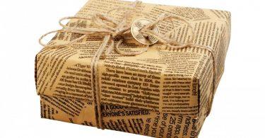 Nutzen Sie diese Ideen für alternative Geschenkverpackungen
