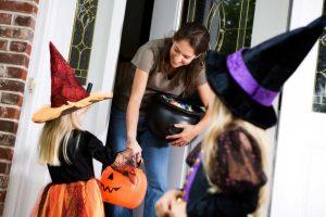 Süßes oder Saures? Klassische und neue Halloween-Sprüche
