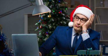 Weihnachtsdepression im Unternehmen: So beugen Sie als Arbeitgeber vor