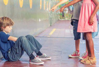 Ist Ihr Kind ein Opfer von Mobbing?
