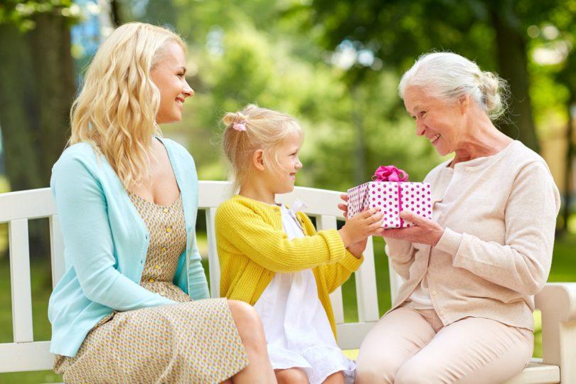 Geschenke für die Oma selbst basteln: Ideen für Kindergeschenke ...