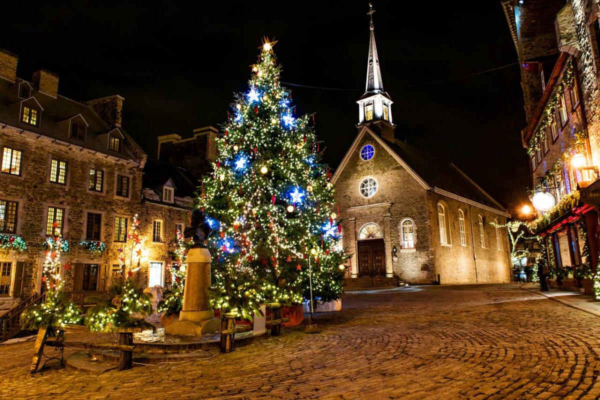Kirche Weihnachten