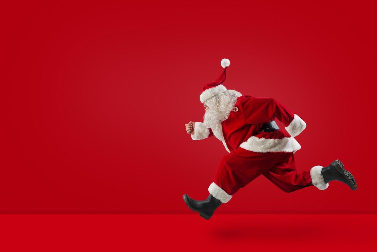 Job als Weihnachtsmann - wie sieht es mit der Steuer aus?