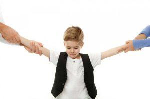 Scheidungskind: So helfen Sie Ihrem Kind den Stress zu bewältigen