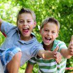Nutzen Sie diese Spielideen für Kinderpartys