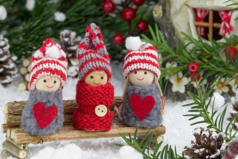Weihnachtsdeko zum Selbermachen: Nutzen Sie diese Tipps
