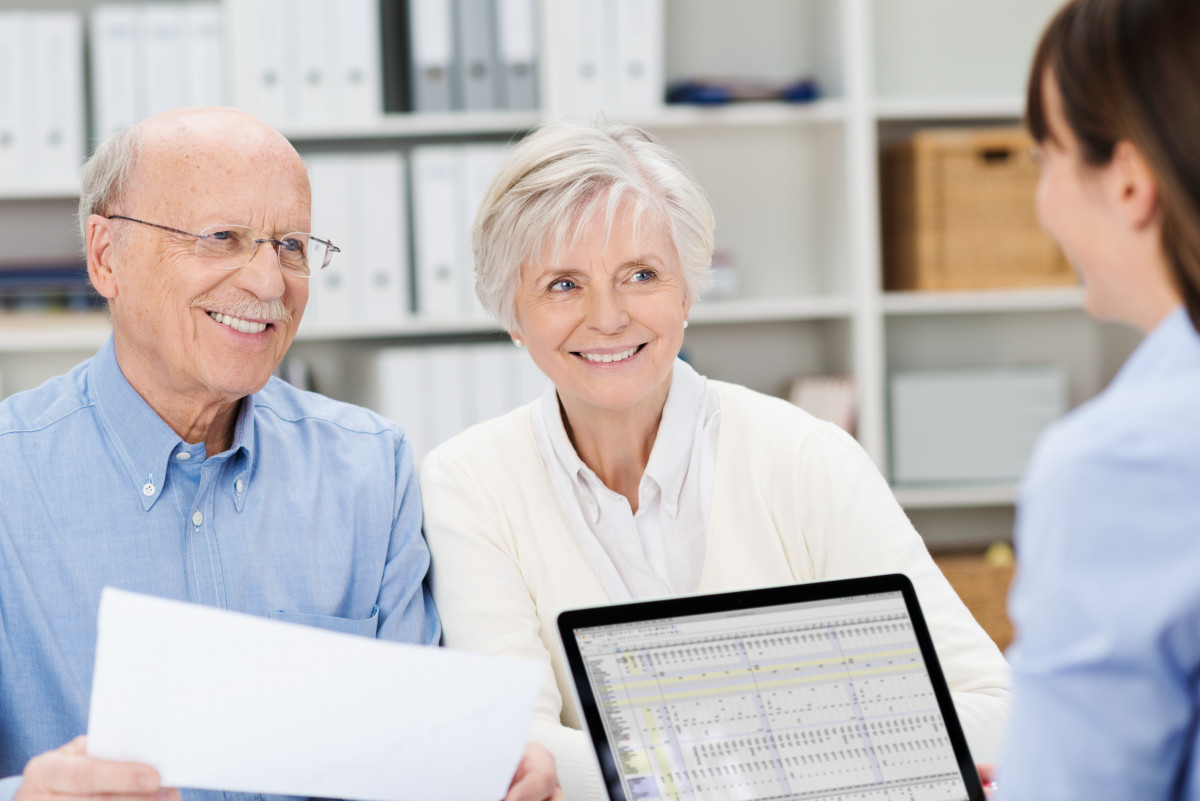 Кредиты для пенсионеров в картинках