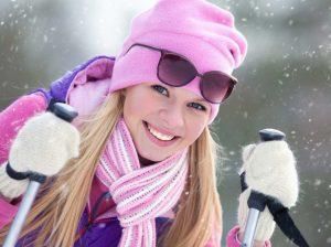 Nutzen Sie diese Tipps für Ihre Hautpflege im Skiurlaub