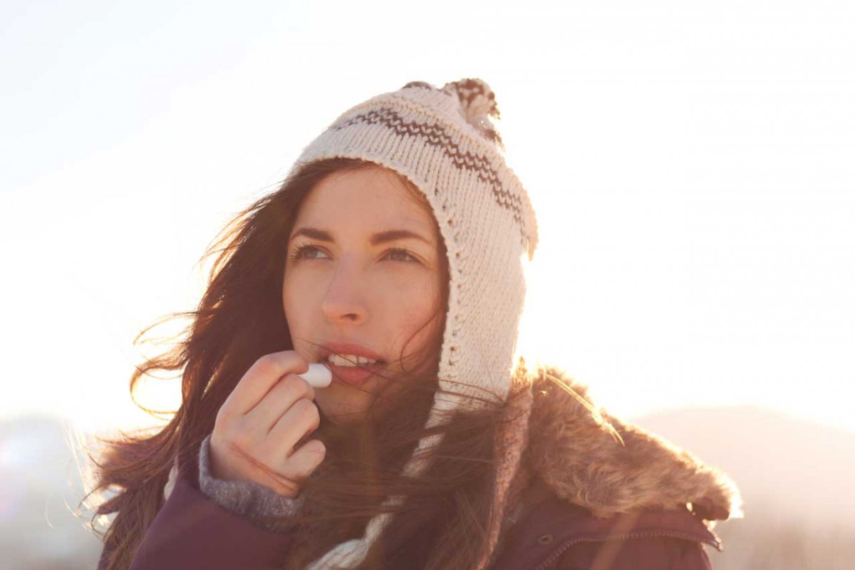 Gesunde Lippen im Winter – darauf sollten Sie jetzt achten