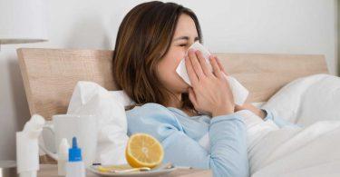 So werden Sie Ihre Erkältung schnell los